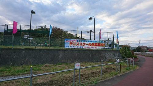 DSC_0394-500x281 SSAテニスガーデン綾瀬の横断幕を設置しました。
